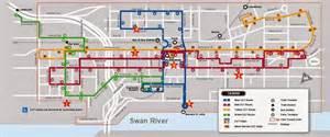 cat routes perth map routes