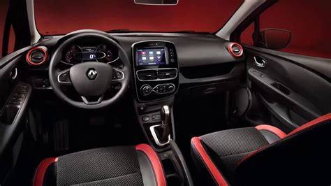 renault symbol 2016 interior renault clio 2017 styling interior youtube
