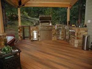 Outdoor back porch designs decor back porch designs for Back patio deck ideas