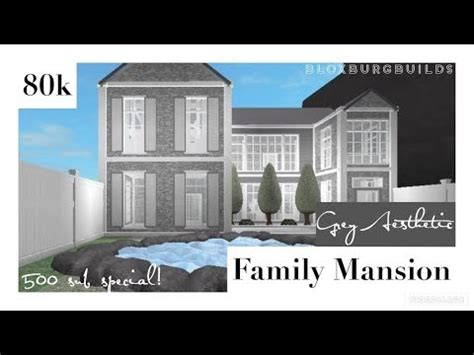 roblox bloxburg aesthetic mini mansion robux hack