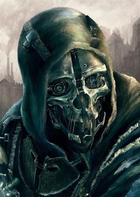 Best 25 Corvo Mask Ideas On Pinterest Dishonored Mask