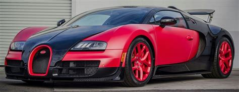 The fastest production car is the bugatti veyron and it costs 1.7 million and this car reaches top speeds of 253 mph and only 300 of these are made. Bugatti Veyron | Bugatti veyron, Bugatti, Bugatti veyron 16