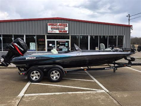 Tritoon Boats For Sale In Kentucky by Triton Tr20 Boats For Sale In Alexandria Kentucky