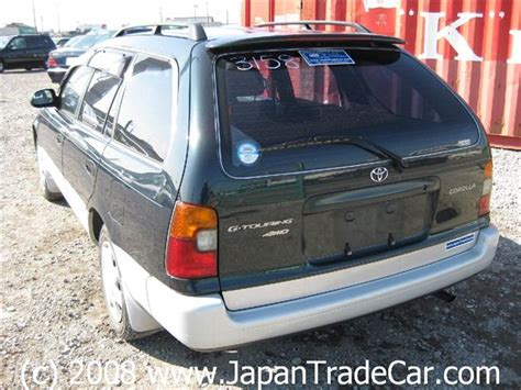 Toyota Corolla Gtouring Pictures Photo 4
