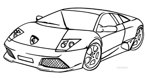Kleurplaat Lamborghini Urus by Printable Lamborghini Coloring Pages For Cool2bkids