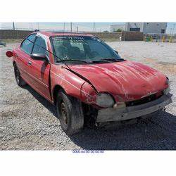 1998 DODGE NEON REBUILT SALVAGE