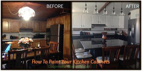 save project   paint oak kitchen