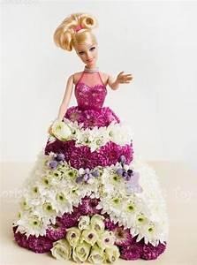 Beerdigung Schöne Ideen : barbie bouquet blumentorten blumen blumen gestecke und bl ten ~ Eleganceandgraceweddings.com Haus und Dekorationen