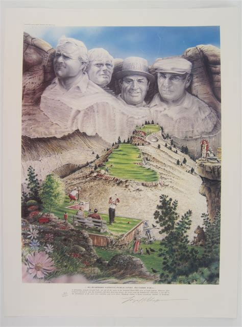 lot detail bud chapman mt rushmore limited edition