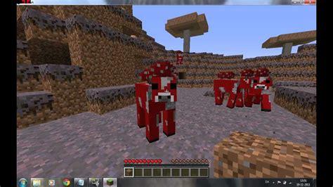 minecraft  mushroom biome  mushroom  youtube
