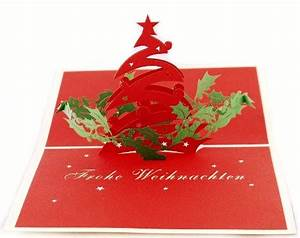 Pop Up Weihnachtskarten : lin artdesign pop up grusskarten glueckwunschkarten ~ Frokenaadalensverden.com Haus und Dekorationen