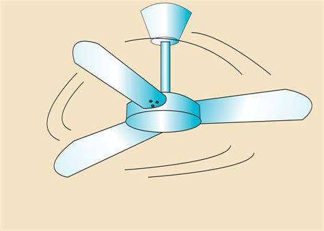 Ceiling Fan Wobbles After Being Hit by Handymobi Home Improvement Handyman Diy Mobile App