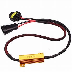 Huiqiaods 9007 Hb5 50w 6 Ohm Led Load Resistors Wiring