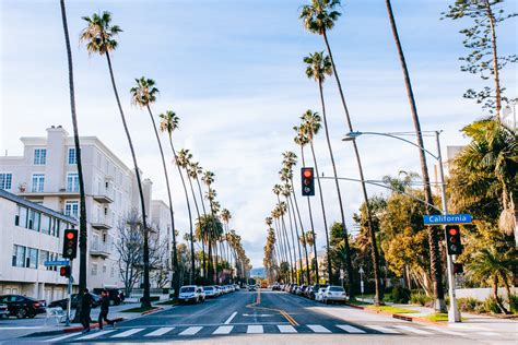 All Streets — 4th Street (Santa Monica) - Los Angeles, USA