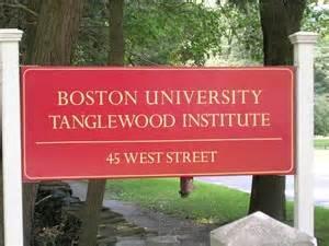 Boston University Tanglewood Institute - InstantEncore