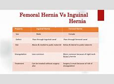 Inguinal And Femoral Hernia | auto-kfz info