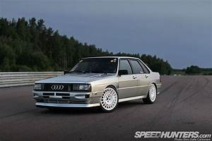 Audi Ur Quattro : the quattro warrior an audi 80 like no other speedhunters ~ Melissatoandfro.com Idées de Décoration