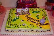 Sofia The First Birthday Cake At Walmart
