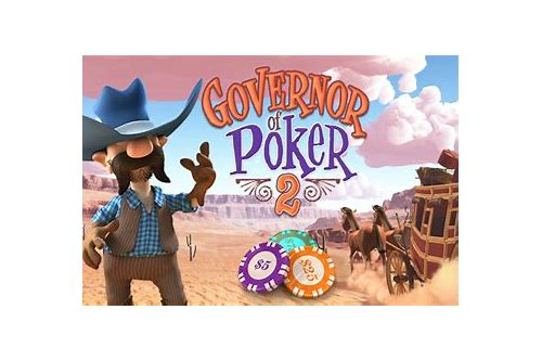 governor of poker 2 apk download