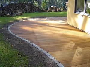 Garten Terrasse Holz Anlegen : garten terrasse holz terasse gartengestaltung pinterest design ideen ~ Sanjose-hotels-ca.com Haus und Dekorationen