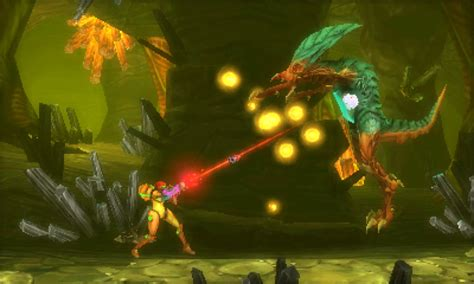 Metroid Samus Returns Is Exactly The Metroid The 3ds