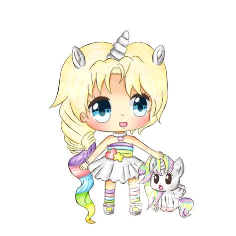 Best Chibi Unicorn Ideas And Images On Bing Find What You Ll Love
