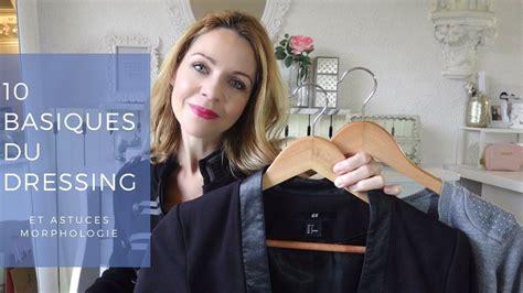 10 Basiques Mode  Les Indispensables De La Garderobe