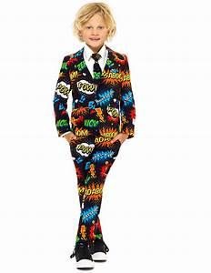 Monster High Kostüme Für Kinder : opposuits kinderkost m mr comic f r kinder g nstige faschings kost me bei karneval megastore ~ Frokenaadalensverden.com Haus und Dekorationen