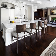 Houzz Bar Stools with Barstools Gray Granite Countertop