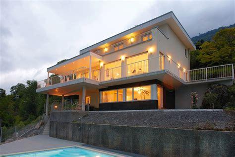 Moderne Luxushäuser by Luxushaus Seefeld Ein Fertighaus Gussek Haus