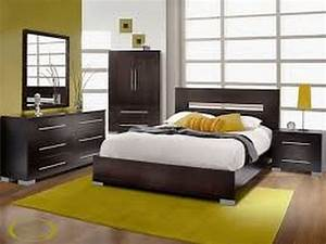 decoration chambre a coucher moderne youtube With modele de deco chambre