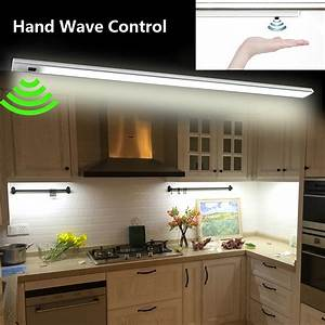 Led Hand Wave Under Cabinet Light Infrared Sensor Rigid