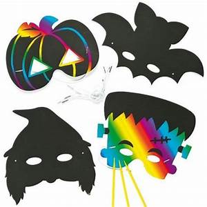 Masque Halloween A Fabriquer : mot cl halloween univers cr atif ~ Melissatoandfro.com Idées de Décoration