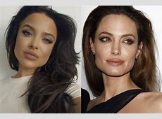 The Angelina Jolie LookAlike Who's Taking the Internet by