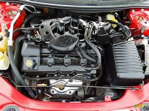 2003 Chrysler Sebring LX Convertible 2 7 Liter DOHC 24