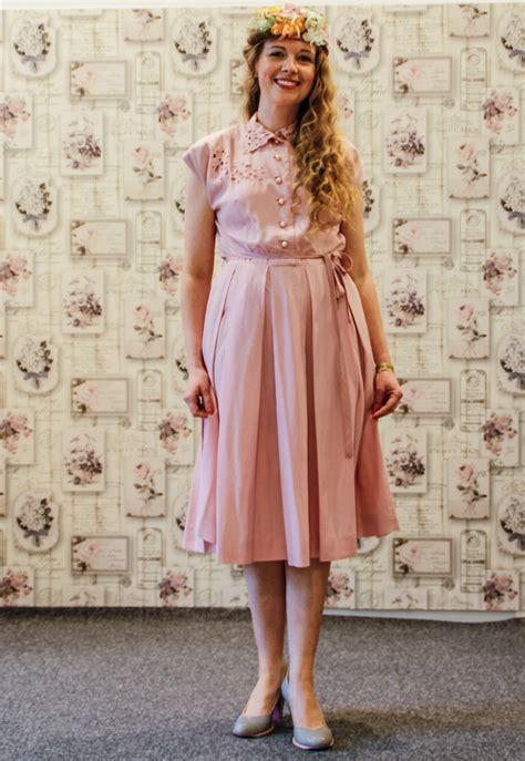 vintage kleider 30er original vintage 30er jahre seidenkleid mit stickerei