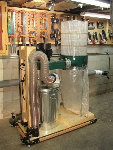 Harbor Freight Dust Collector Conversion  By Kdc68
