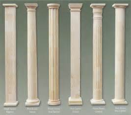 interior railings home depot colonial pillars curb appeal that counts