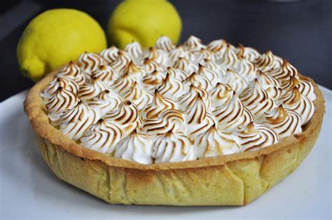 tarte au citron hervé cuisine meilleure recette de tarte au citron meringuée en vidéo