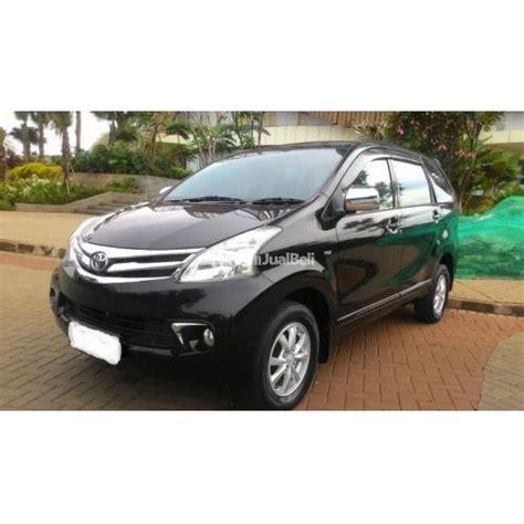 Mesin Poles Mobil Km By Cemara Net toyota avanza warna hitam type g manual pajak panjang