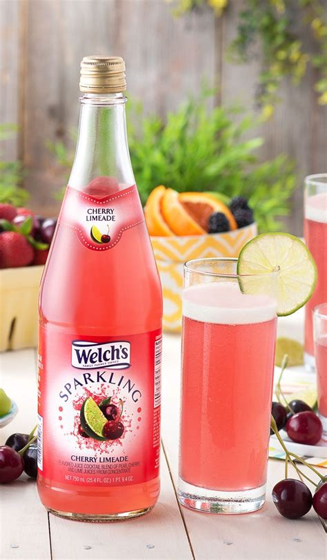 sweet alcoholic drinks 16 best images about welch s sparkling drinks on pinterest cherries strawberry lemonade and