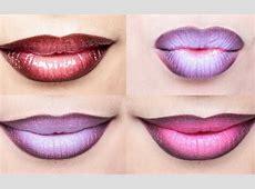 Ombre Lips il nuovo trend per le labbra! Glamourit