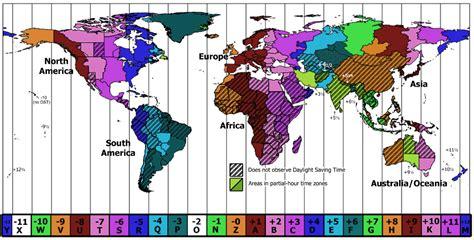 time zones hour findersfree