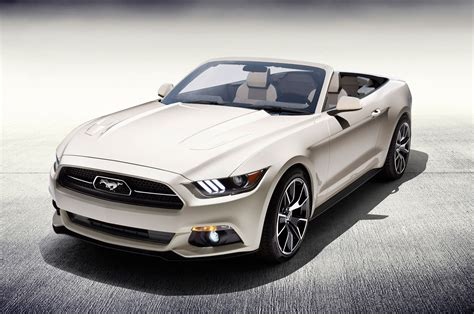 year ford mustang 2015 ford mustang 50 years convertible for raffle photo 7