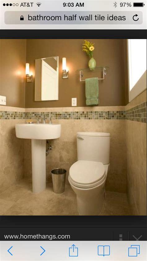 bathroom  wall tile ideas  house pinterest