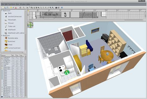 3d Bedroom Design Software Free by 11 Free And Open Source Software For Architecture Or Cad