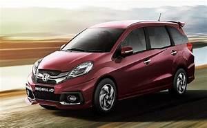 Honda Mobilio S Petrol Price  Features  Car Specifications