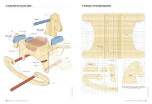 rocking horse plans personalise your house by utilizing a woodworking router