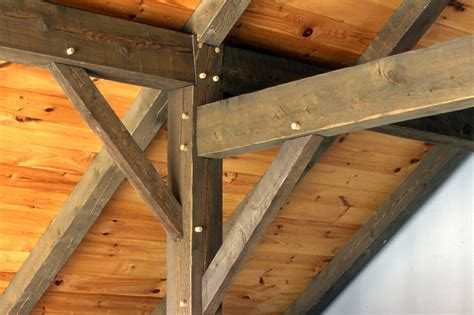 traditional post beam joinery handcrafted timber