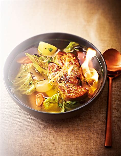cuisiner le foie gras cru pot au feu de foie gras 28 images foie gras en pot au